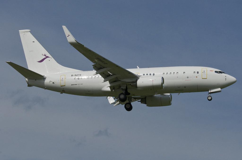 B-5273 - B737 - Fly SAX