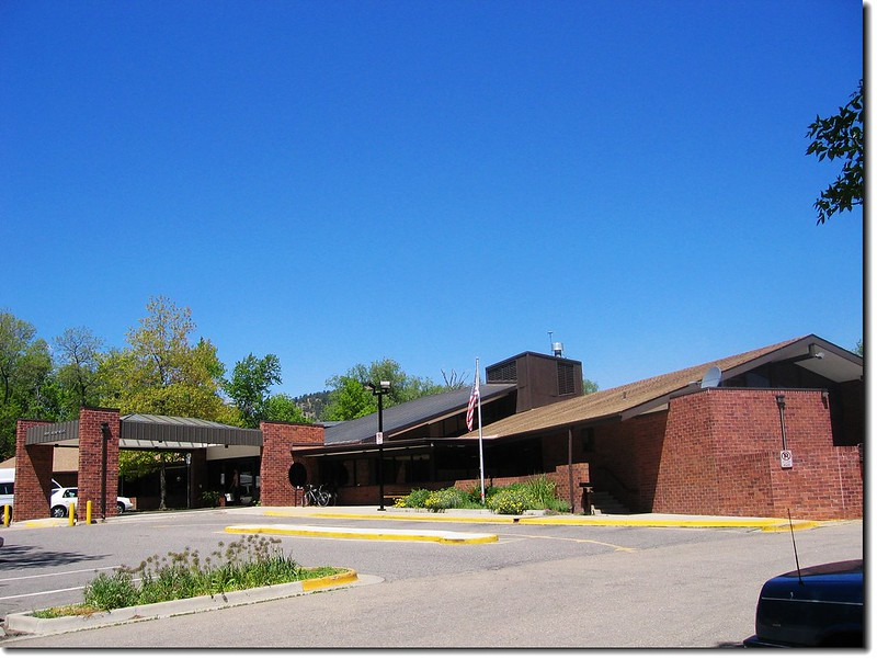 West Boulder Senior center