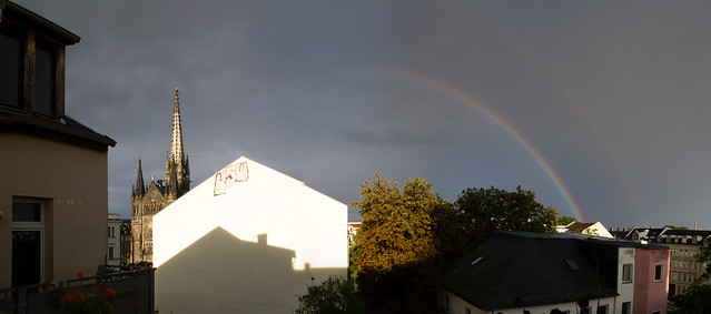 04.08.2014 Always chasing rainbows