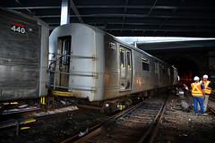 Staten Island Railway Derailment