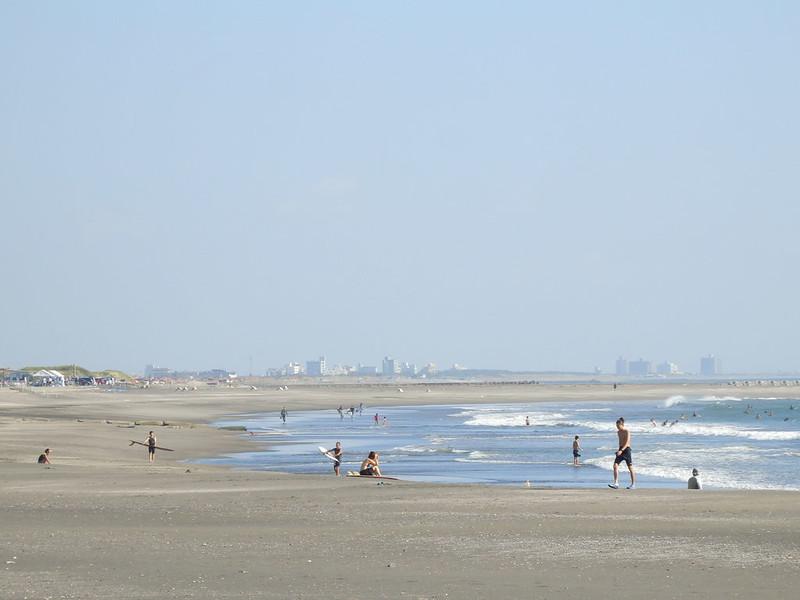 Kujukuri Beach, Japan - Ichinomiya Beach