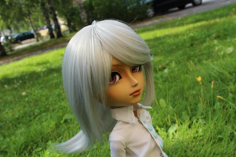 Makoto's new look#3
