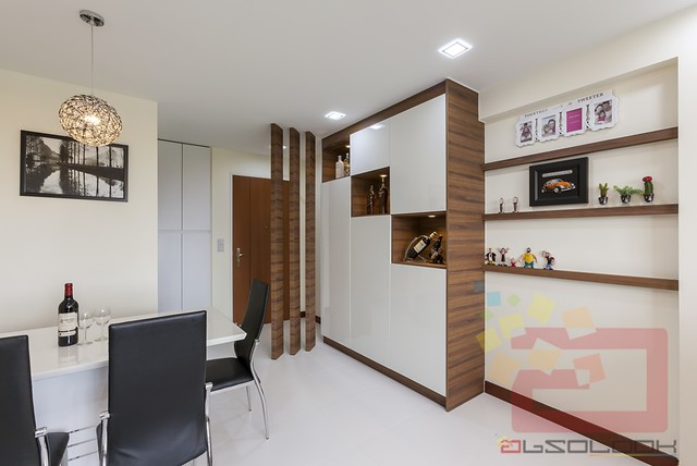 Foyer Design Hdb : Hdb bto room blk c yishun riverwalk interior