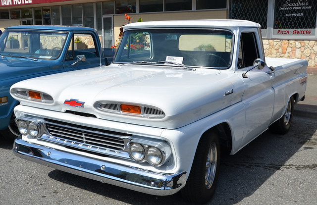 Pictures Of Old Chevy Pickup Trucks >> 1961 Chevy C10 Apache | Flickr - Photo Sharing!