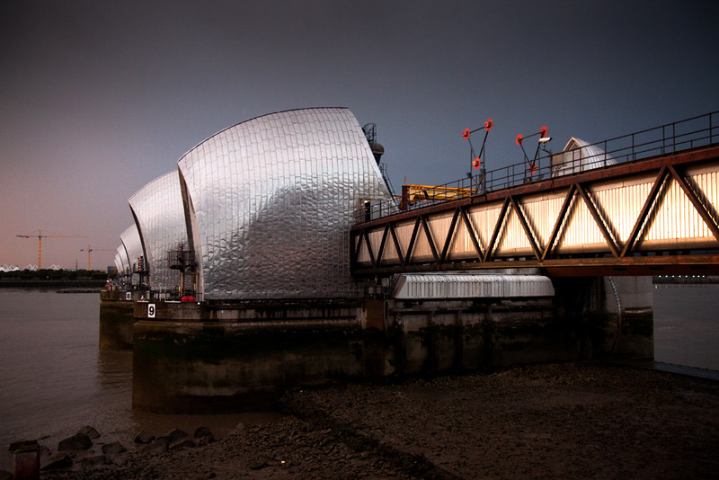 3638 The Thames Barrier