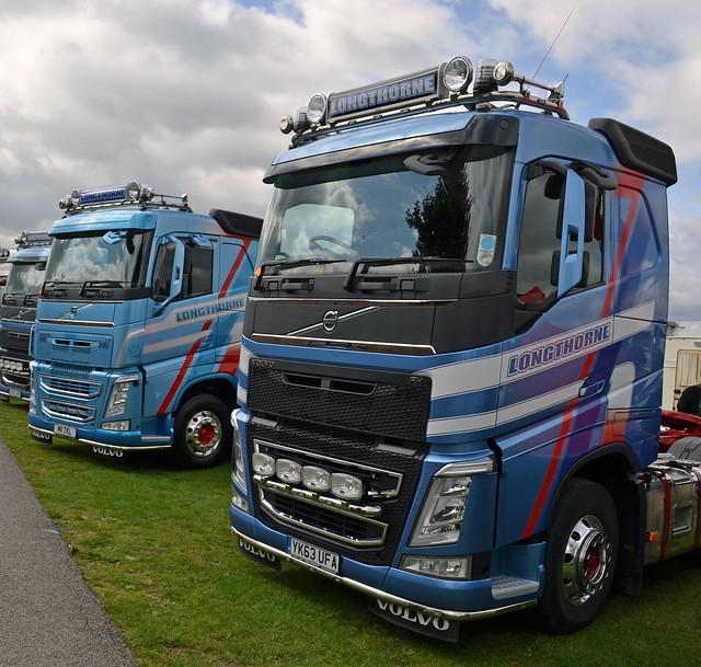 Longthorne - Volvo FH13 & Volvo FH13 540