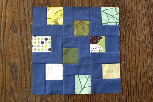 Mosaic Tiles block