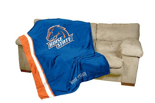 Boise State Broncos Ultrasoft Blanket