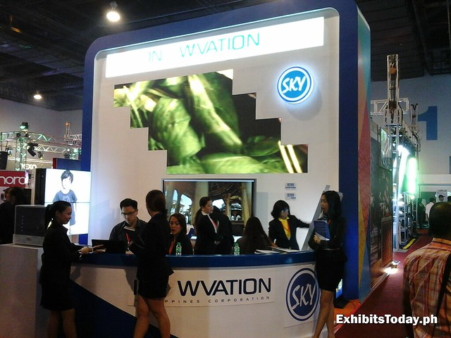 Inewvation Exhibit Stand