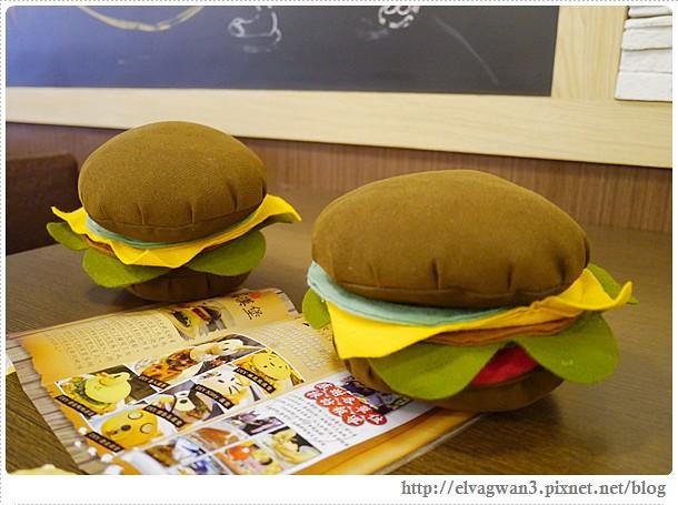 台中-一中街-雙魚二次方-創意漢堡義大利麵-造型漢堡DIY-9-710-1