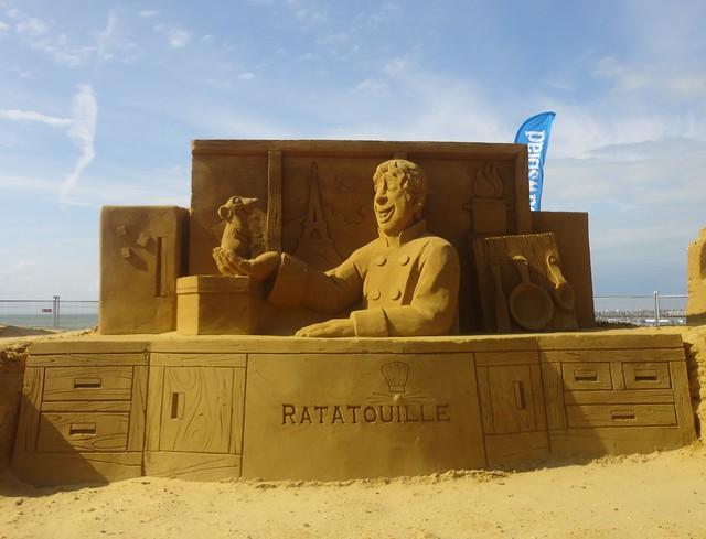 Sculpures sur sable Disney - News Touquet p.1 ! 14953911931_5975e91aa6_z