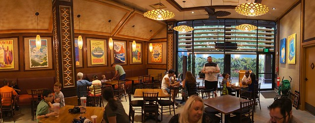 Captain Cook's reopens at Walt Disney World