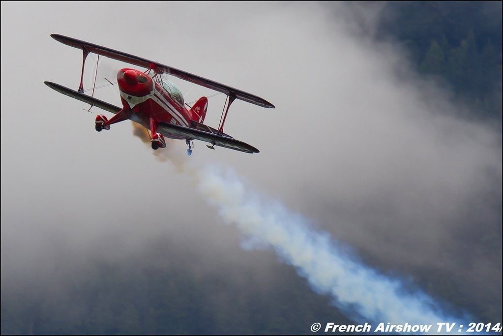 Pitts S2B Jean-Louis Page, Courchevel 2014