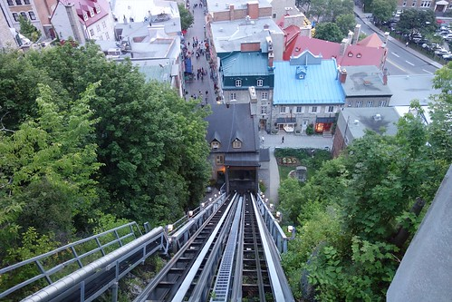 Funiculaire Quebec City