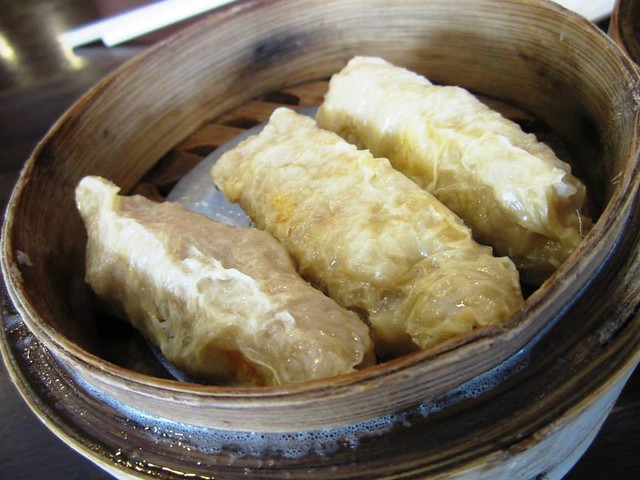 Fish culture salted egg fish paste rolls