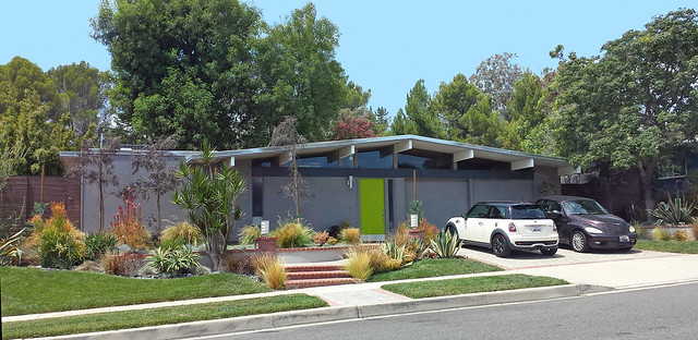 Eichler Home, Thousand Oaks CA