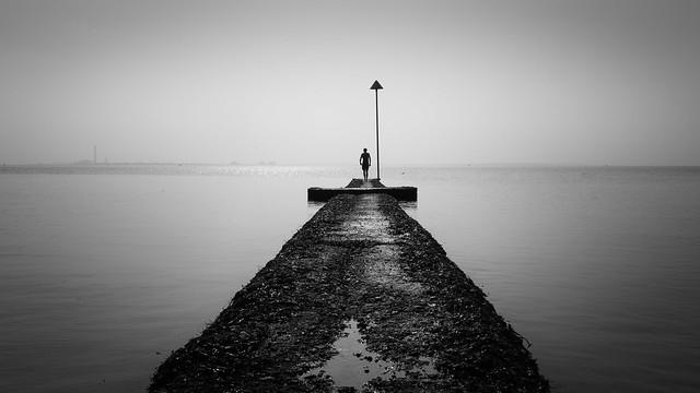 Scott Baldock - The Swimmer