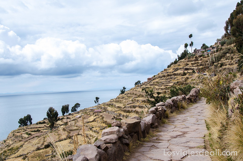 Islas del lago Titicaca
