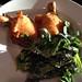 IMG 4120 Roasted chicken, dark green salad