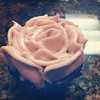 Mini Rose Cupcakes #divinecupcake #minicupcake #buttercreamroses #marionberry