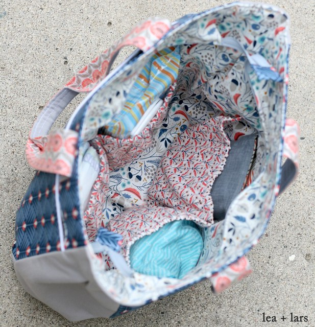 super tote diaper bag