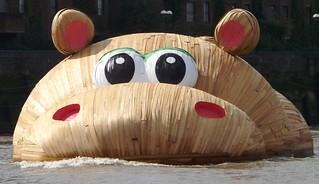Hippo (9) @ Nine Elms 09-09-14