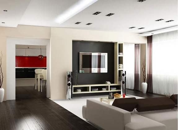 Thiết kế nội thất chung cư 3