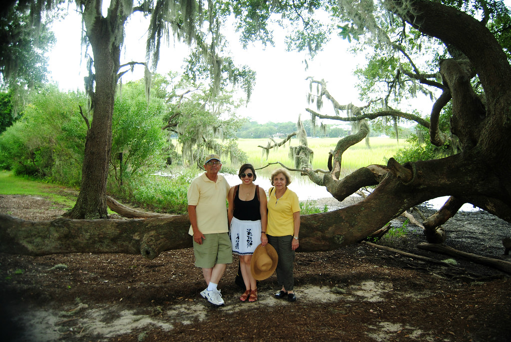 Boone Hall_family