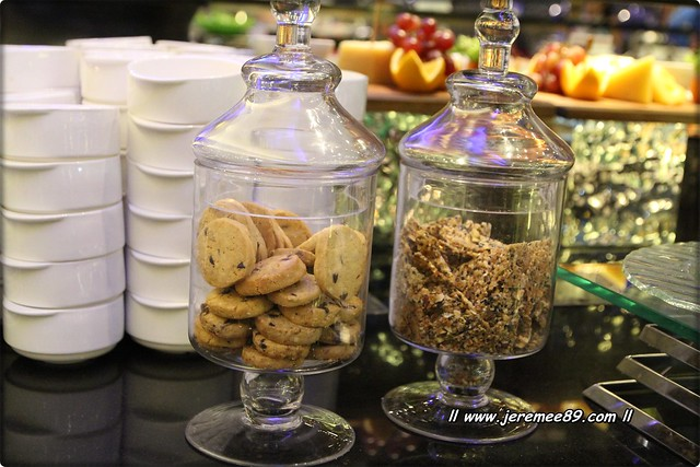 Italian Buffet @ G Cafe - Cookies