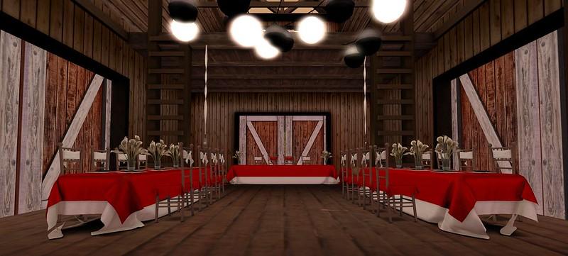 A Farmhouse Wedding Awaits... ( Part 2)
