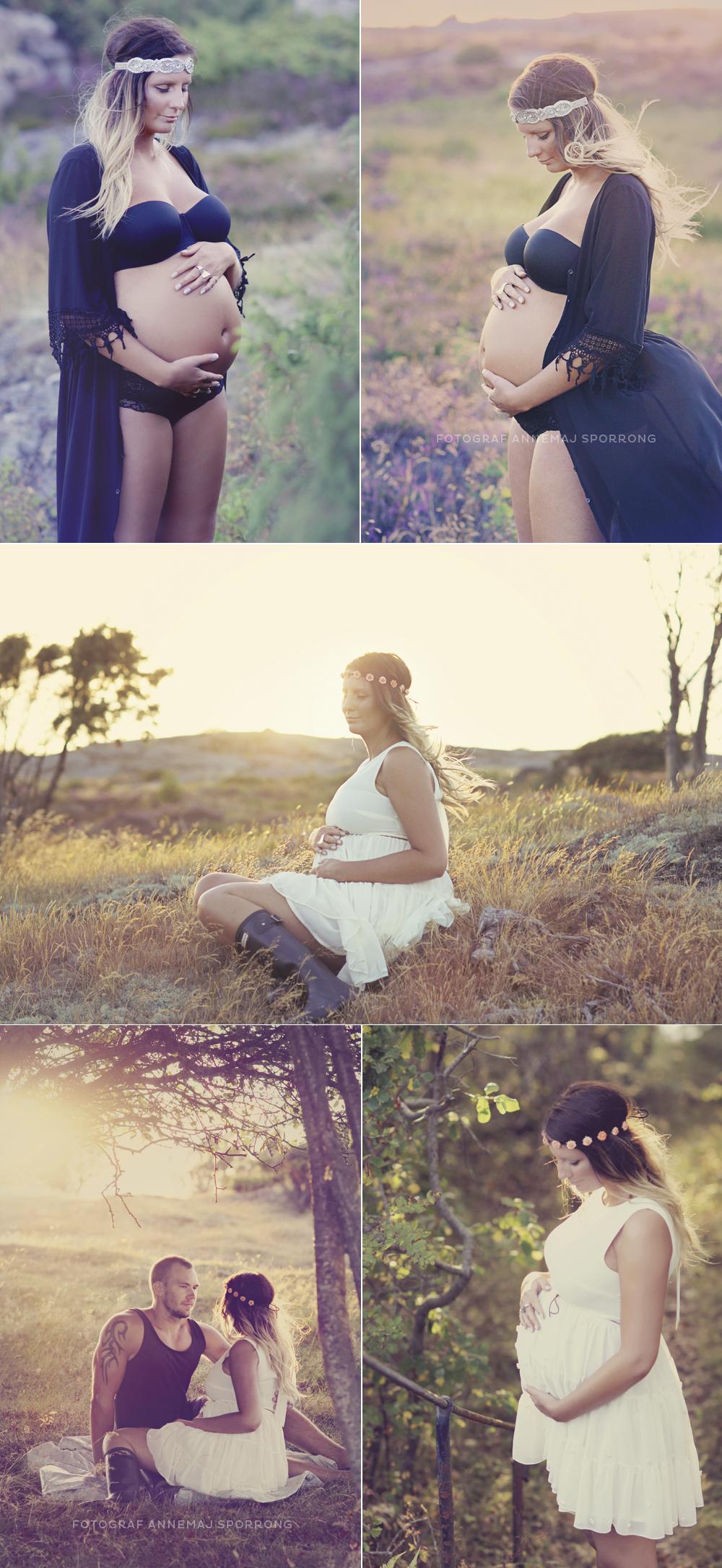 Gravidfotografering Smögen