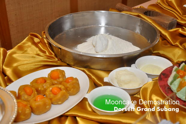 Dorsett Grand Subang Mooncakes 4