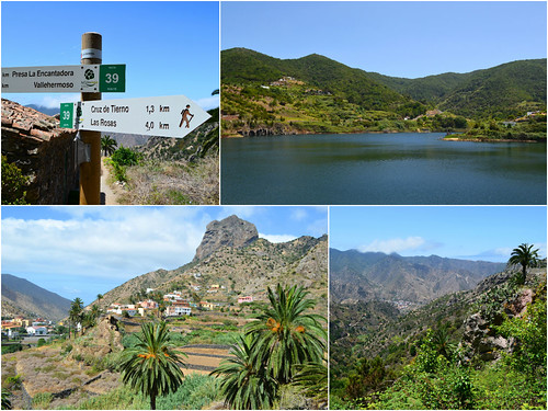 Walking La Gomera Montage
