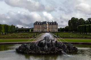 Jardins du Château de Champs-sur-Marne