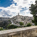 Matera - the old town