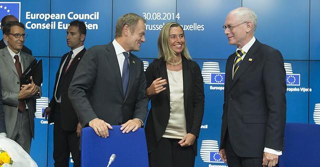 Federica Mogherini nominata Alto Rappresentante per la Politica Estera