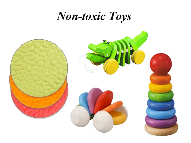 baby shower gift ideas non-toxic toys