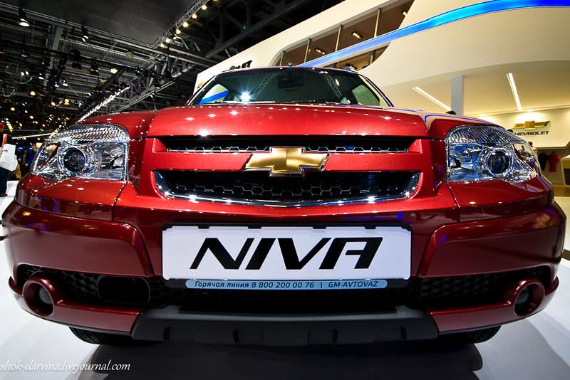 Шевроле Нива развенчивает мифы! Chevrolet-15