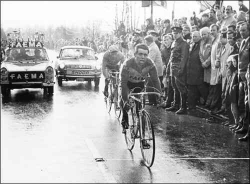 Guido Reybrouck vince l'Amstel Gold Race 1969