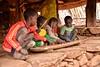 Game, Konso Tribe, Ethiopia