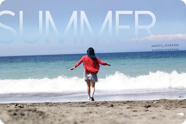 {august 2014} summer!
