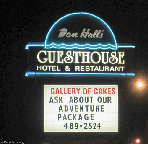 Don Hall's Guesthouse, Fort Wayne, Indiana