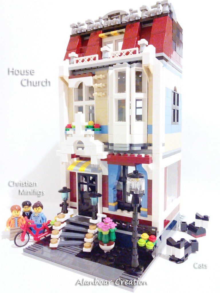 Inspirational Modular and Non-Modular Building MOCs - Page 5 - LEGO ...