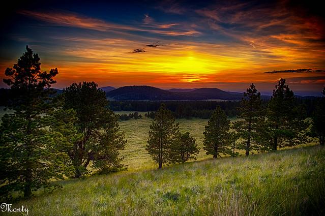 Green's Peak, Arizona