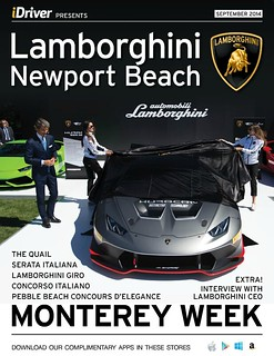 Download the Lamborghini Newport Beach Magazine