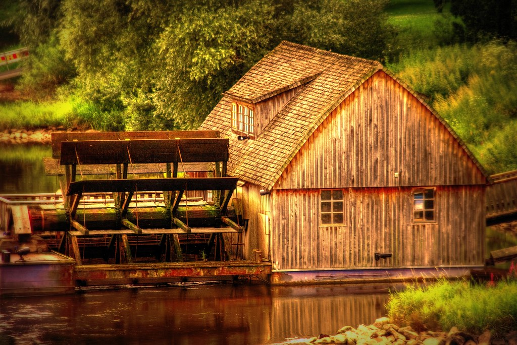 Watermill - Minden-Germany