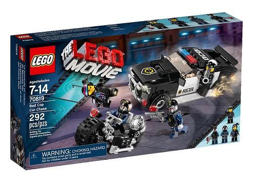 The LEGO Movie 70819 Box