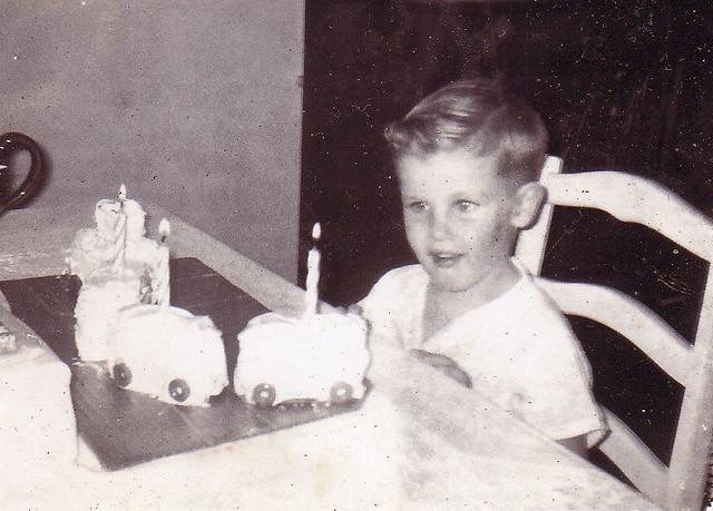 A Few Birthdays Ago