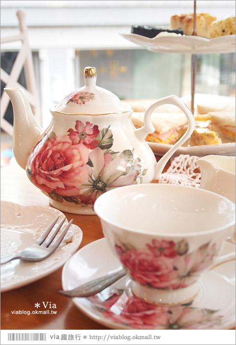 【台中下午茶推薦】甜點森林|Wilson's English Afternoon Tea英式下午茶~好味推薦!32