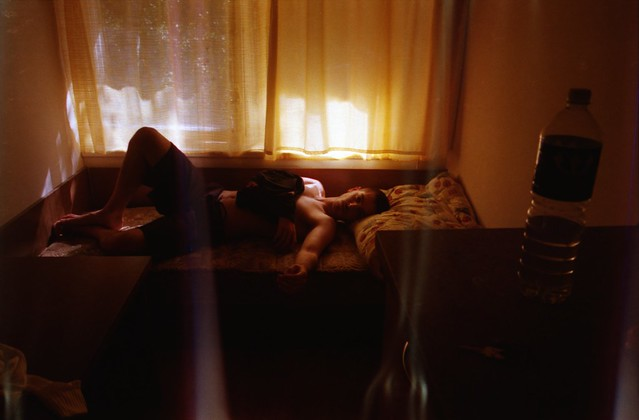 Giulia Bersani - my boyfriend, last summer.